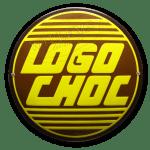 Logo Choc Ø 30 cm.